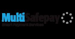 MultiSafePay logo voor akoestieke producten