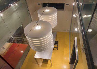 Oplossingen akoestische design lamp verlichting round round 120 xl